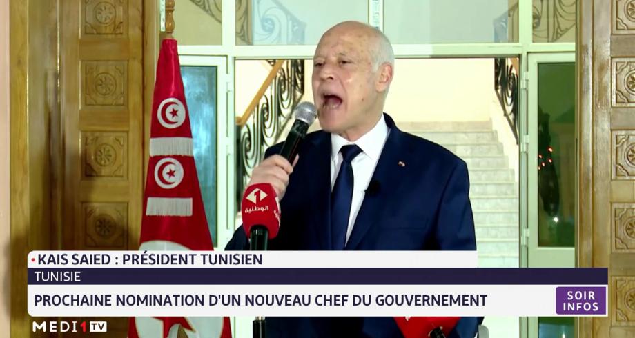 Tunisie: prochaine nomination d'un nouveau chef de gouvernement