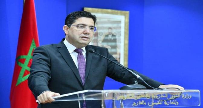 AG de l'ONU: Bourita met en exergue le rôle pionnier du Maroc en matière d'immigration, de lutte antiterroriste et de maintien de la paix