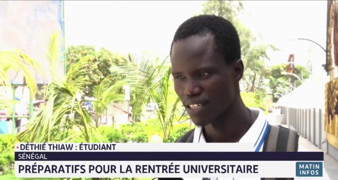 Sénégal: préparatifs pour la rentrée universitaire
