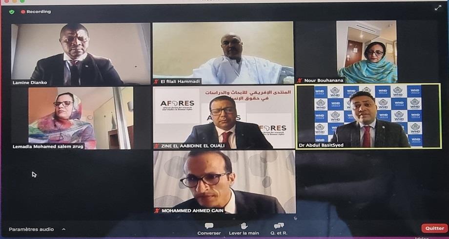 """Genève: une ONG alerte sur le recrutement des membres du """"Polisario"""" en tant que mercenaires dans la région sahélo-saharienne"""