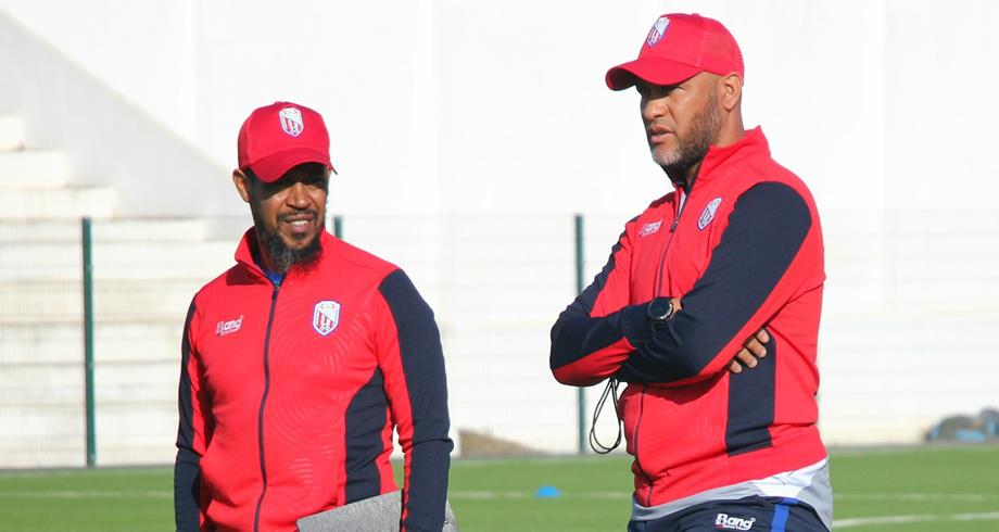 Abdellatif Jrindou, nouvel entraineur du MAT