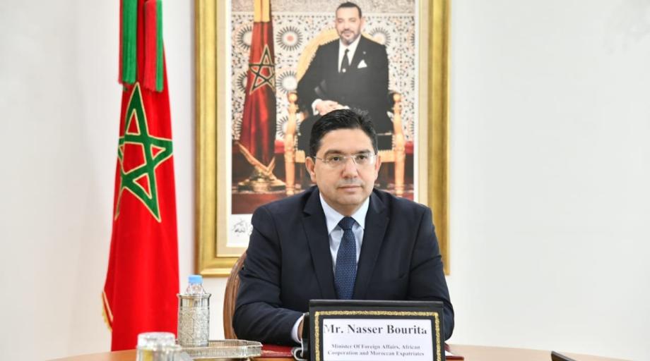 بوريطة: بالنسبة للمغرب، التعددية التضامنية تعد عقيدة نابعة من رؤية الملك محمد السادس