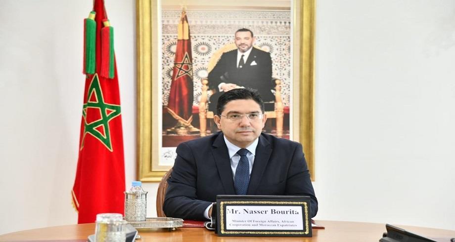 Nasser Bourita: pour le Maroc, le multilatéralisme de solidarité est une doctrine découlant de la vision du Roi