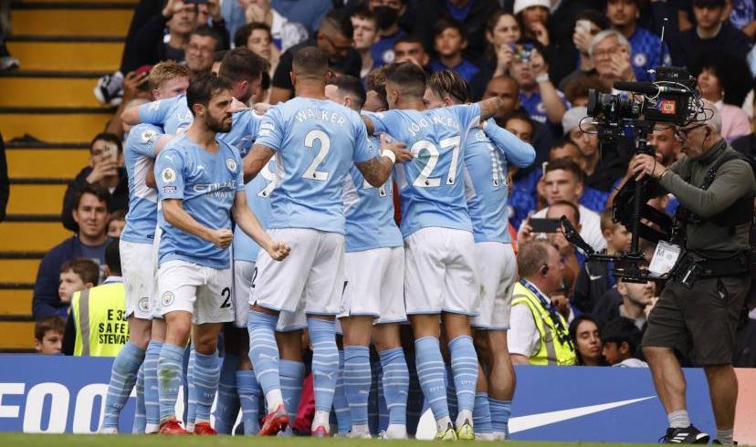 Angleterre: Manchester City gagne à Chelsea (1-0) à trois jours du match contre le PSG en C1