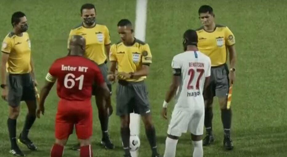 كونكاكاف يقصي ناديين من المسابقة بعد انتهاكات فاضحة من نائب رئيس سورينام