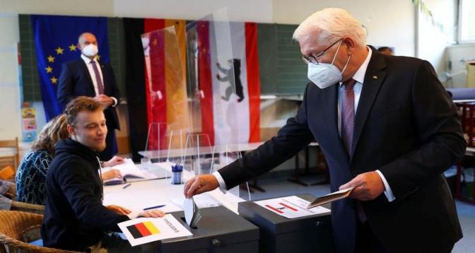 Législatives en Allemagne: Ouverture des bureaux de vote