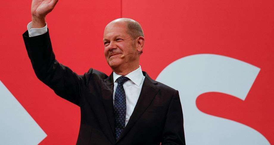 Allemagne: le parti social-démocrate remporte les élections législatives