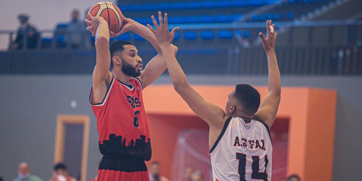 الفتح الرباطي ينهي استعداداته لخوض البطولة العربية لكرة السلة