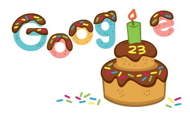 """رحلة """"غوغل"""" .. 23 سنة على ميلاد محرك بحث غير حياة الملايين"""