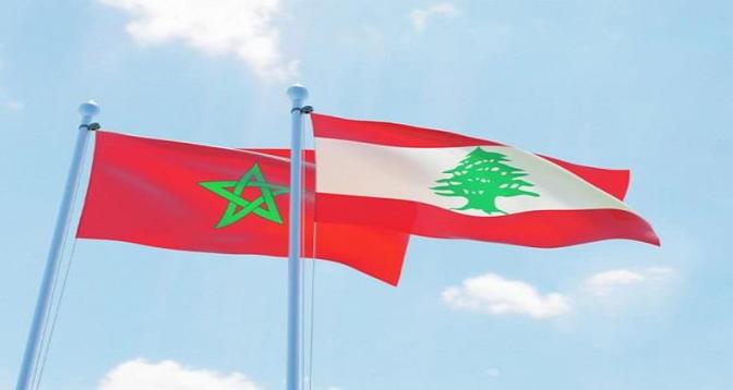 وزير الخارجية والمغتربين في الحكومة اللبنانية الجديدة يتباحث مع سفير المغرب في لبنان
