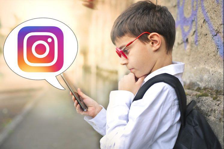 فيسبوك تعلق تطوير نسخة للأطفال من إنستغرام