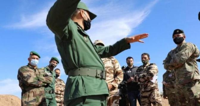 Menaces NRBC: Les FAR sont désormais un leader régional (diplomates américains)