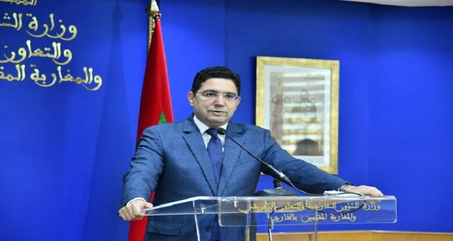 Il est temps que le partenariat UA-UE fasse l'objet d'une mise à jour stratégique ( Bourita)