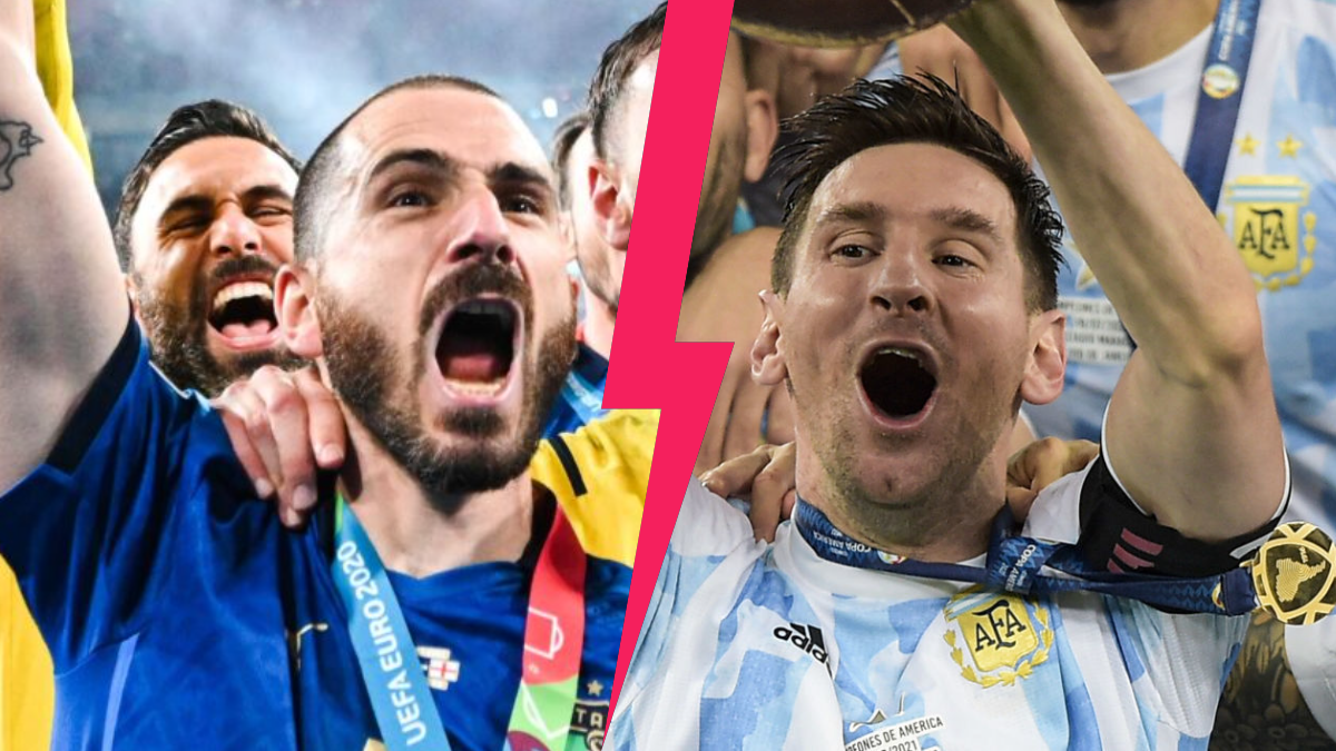 Foot: l'Italie et l'Argentine, champions continentaux, s'affronteront en juin