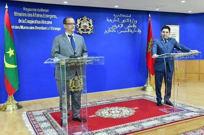 بوريطة: علاقات وطيدة تربط المغرب وموريتانيا تحكمها توجيهات قائدي البلدين