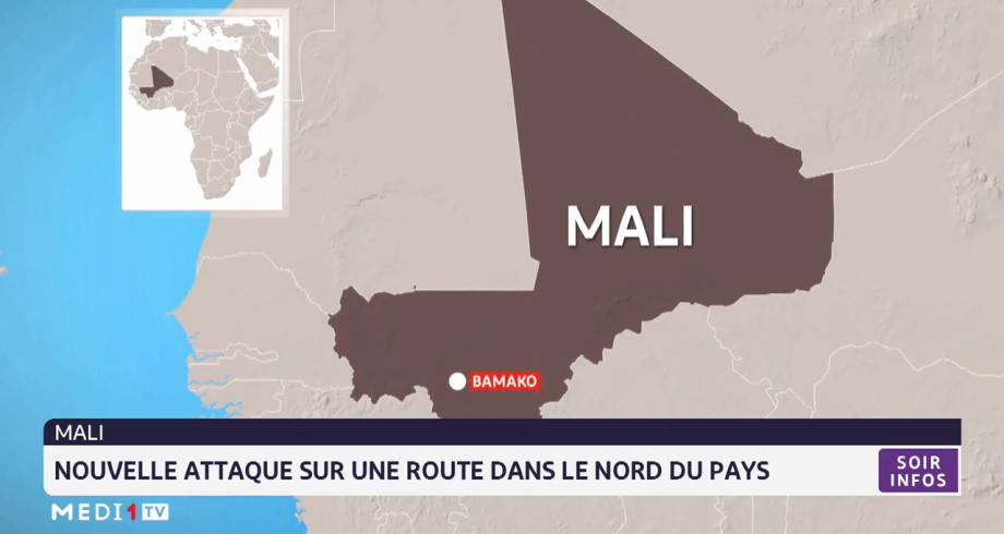Mali: une nouvelle attaque sur une route dans le nord du pays