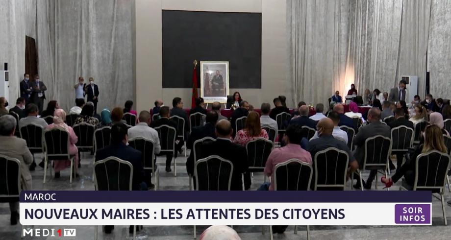 Maroc/ Nouveaux maires: les attentes des citoyens