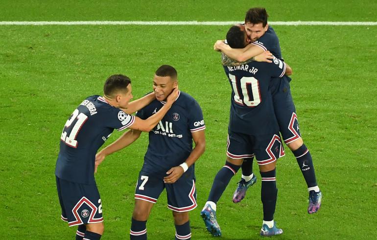 Champions league: le PSG bat Manchester City 2-0