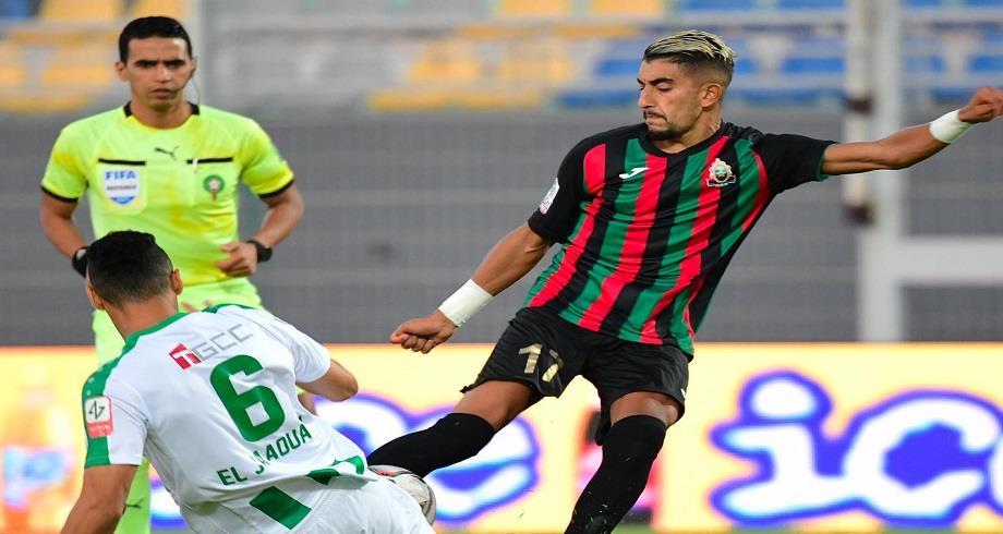 Botola Pro D1: le Difaa El Jadida tenu en échec à domicile par l'AS FAR (0-0)