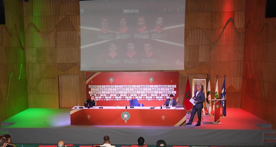 حاليلوزيتش : المنتخب المغربي ينتظره أسبوع شاق