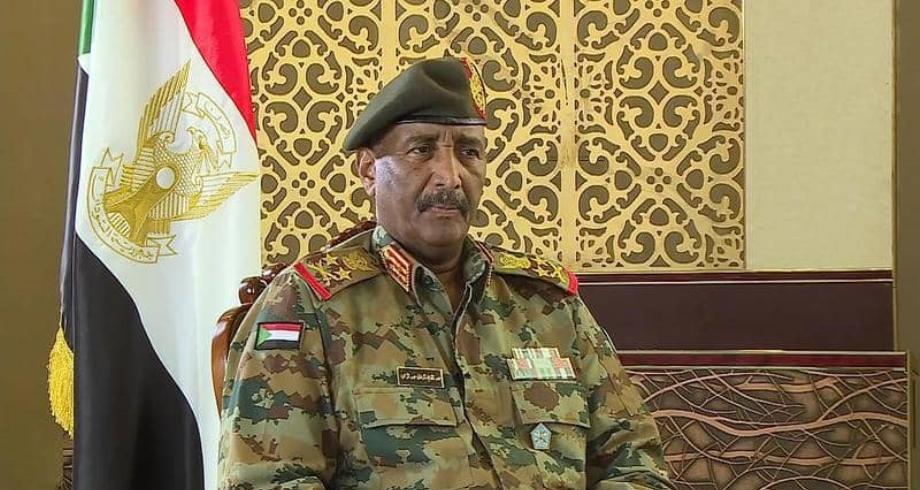 البرهان يجدد التزامه بحماية الانتقال السلمي للسلطة في السودان