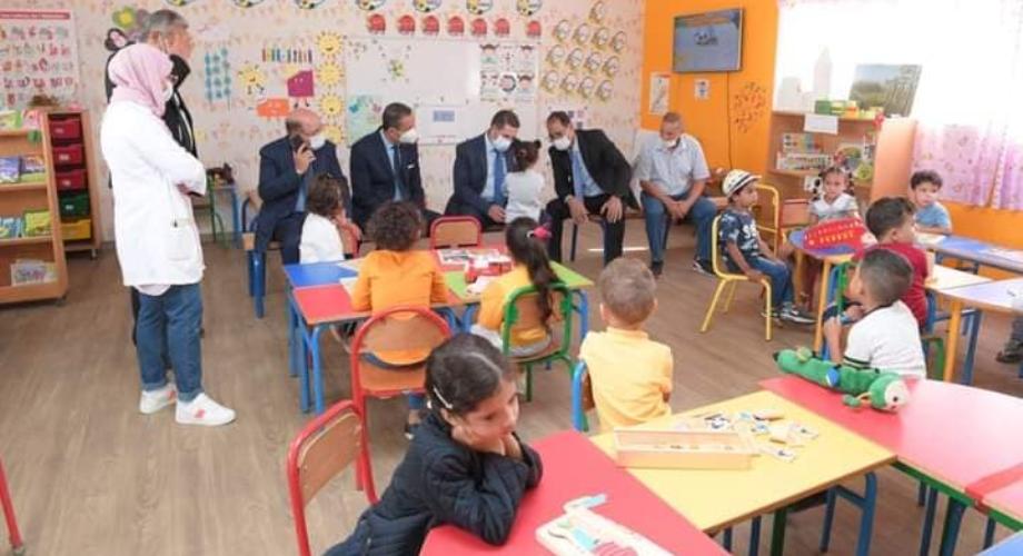 Rentrée 2021-2022: les établissements scolaires du Royaume accueillent 8 millions d'élèves