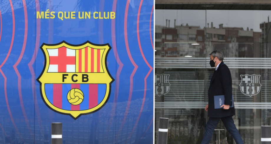 نادي برشلونة يسجل خسائر بـ481 مليون أورو