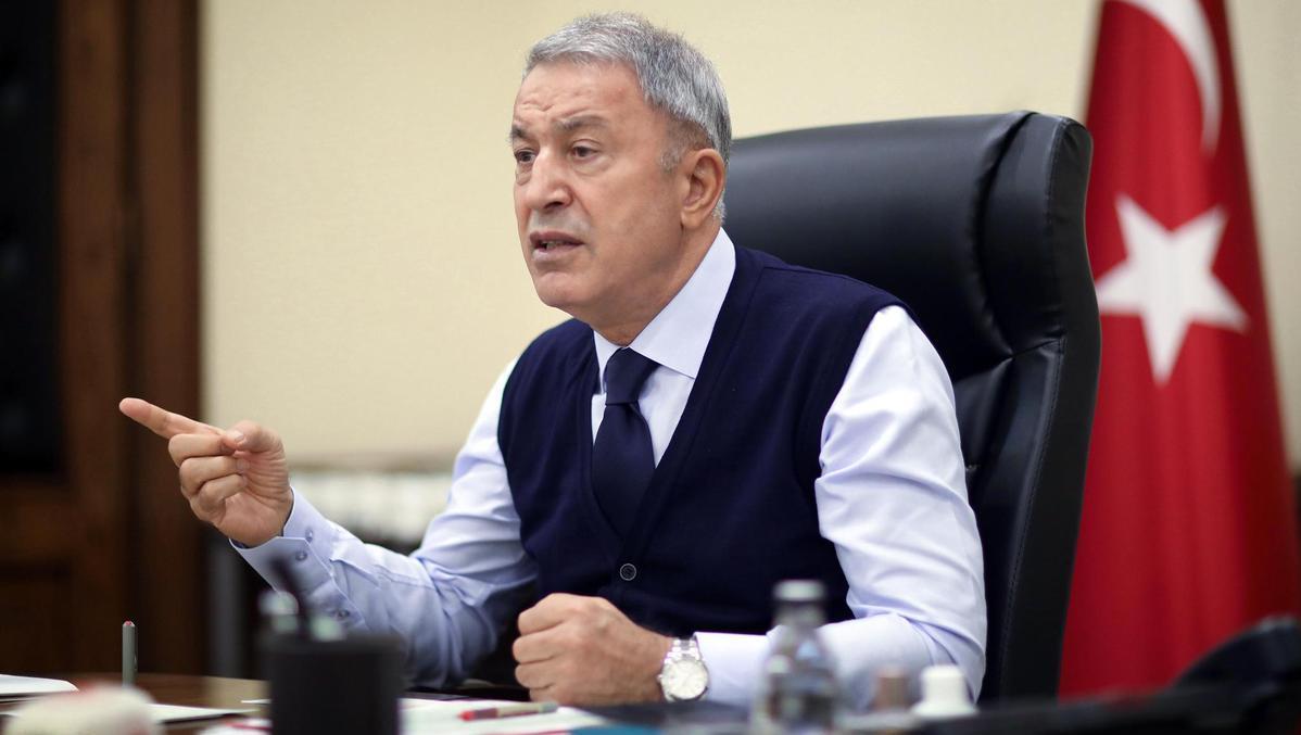 Le ministre turc de la Défense s'entretient avec son homologue américain