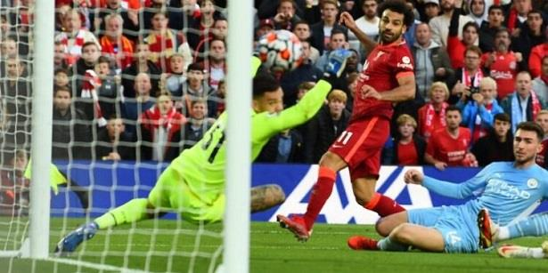 التعادل الإيجابييحسم المواجهة المثيرة بين ليفربول و مانشستر سيتي