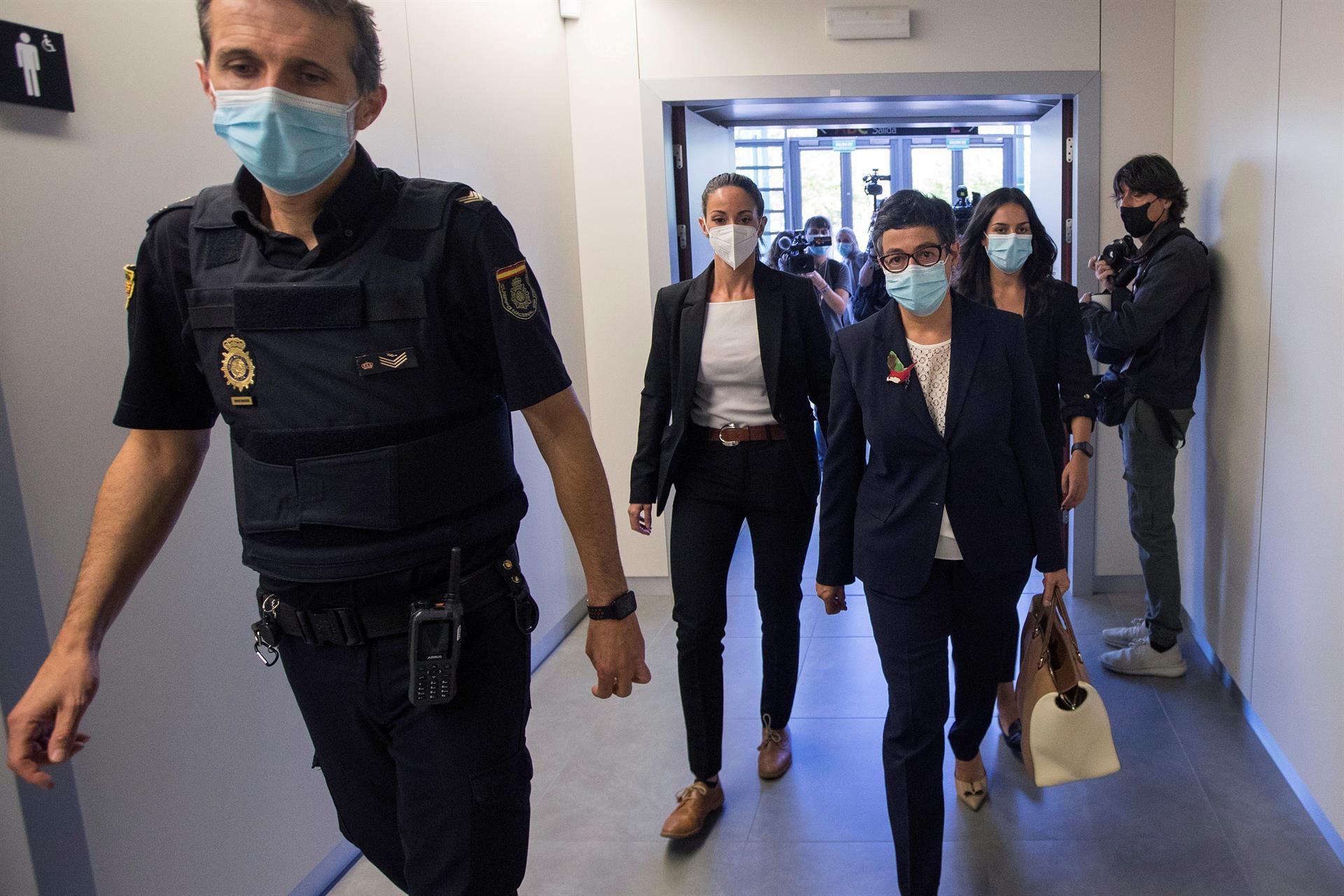 مراسل ميدي1 من مدريد يقدم آخر المستجدات حول مثول آرانشا غونثاليث أمام القضاء الإسباني في قضية المدعو غالي