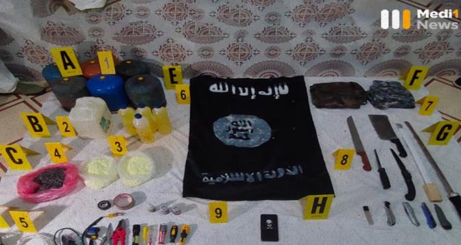 """إجهاض مخطط إرهابي وشيك بطنجة بعد تفكيك خلية متطرفة موالية لـ """"داعش"""""""