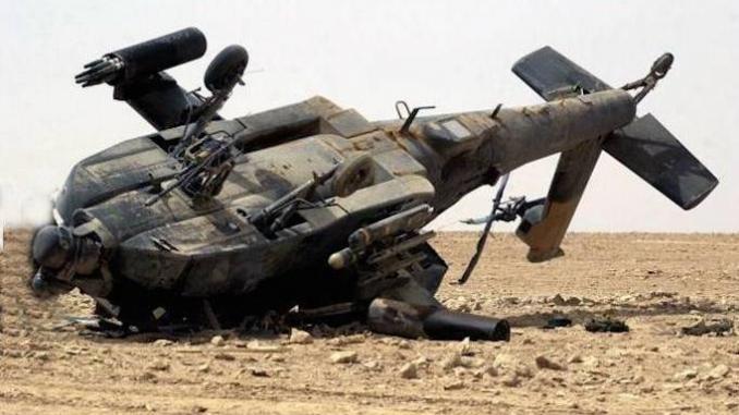 Crash d'un hélicoptère militaire en Tunisie : trois soldats tués