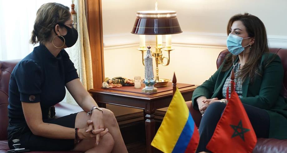 رئيسة مجلس النواب الكولومبي تجدد تأكيد دعمها الكامل للوحدة الترابية للمغرب