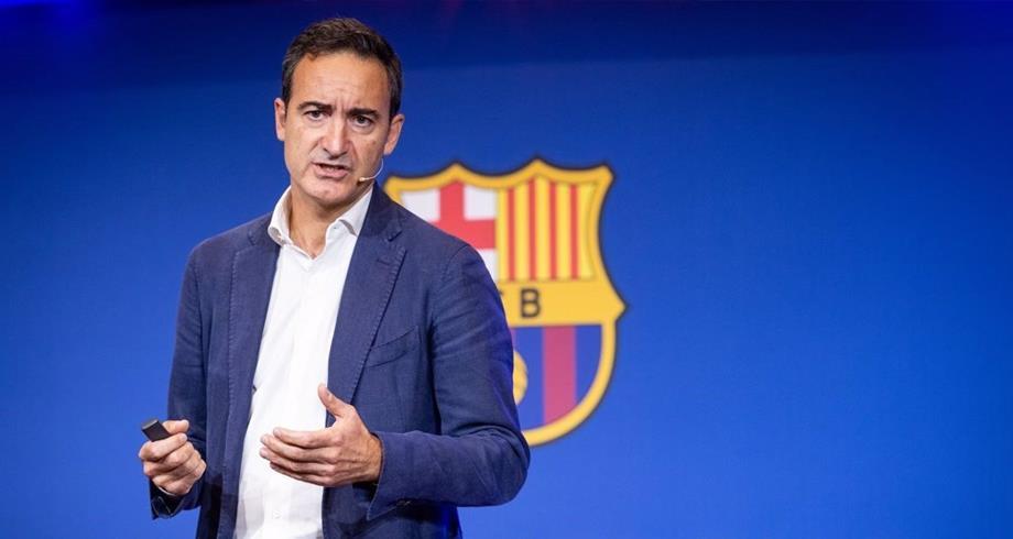 """المدير العام: برشلونة كان في حالة """"إفلاس"""" في مارس"""