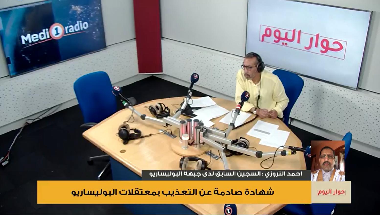 أحمد التروزي: شاهد على إجرامية ميليشيات البوليساريو في حوار حصري مع إذاعة ميدي1