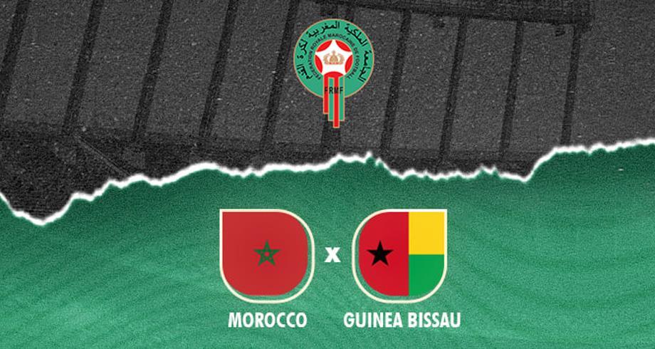 حاليلوزيتش يكشف التشكيلة الرسمية للمنتخب الوطني أمام غينيا بيساو