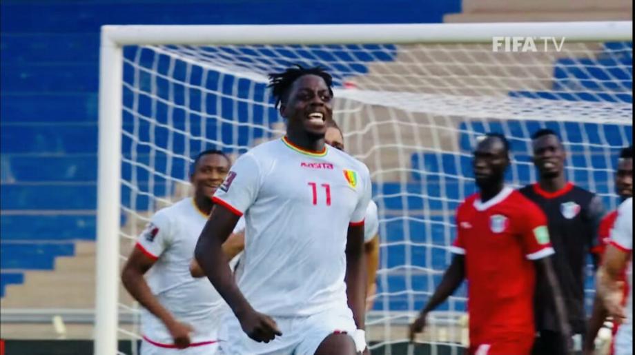 Eliminatoires du Mondial 2022: le Soudan et la Guinée se neutralisent (1-1)