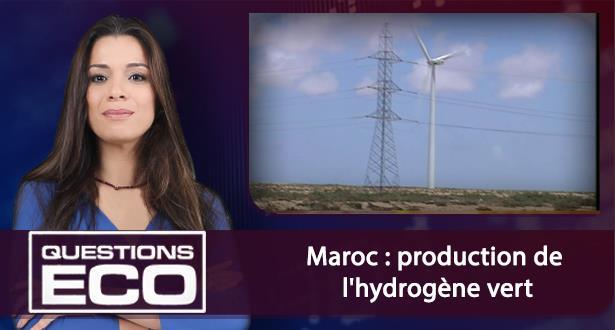 Maroc: production de l'hydrogène vert