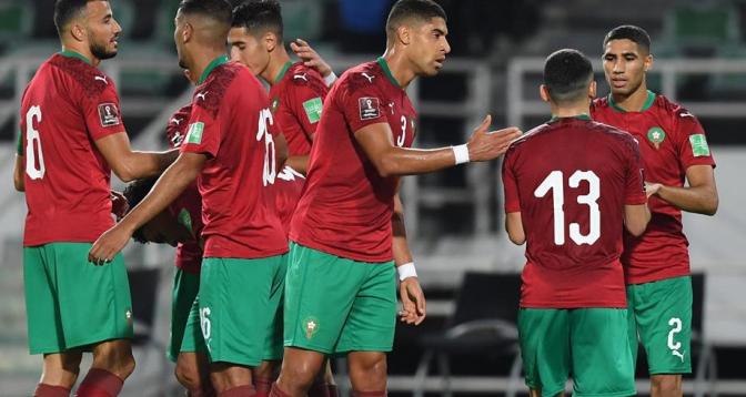 Eliminatoires du Mondial-2022: le Maroc surclasse la Guinée Bissau (5-0)