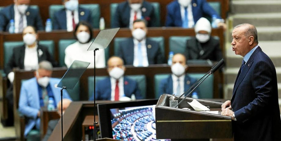 Climat: la Turquie ratifie l'Accord de Paris
