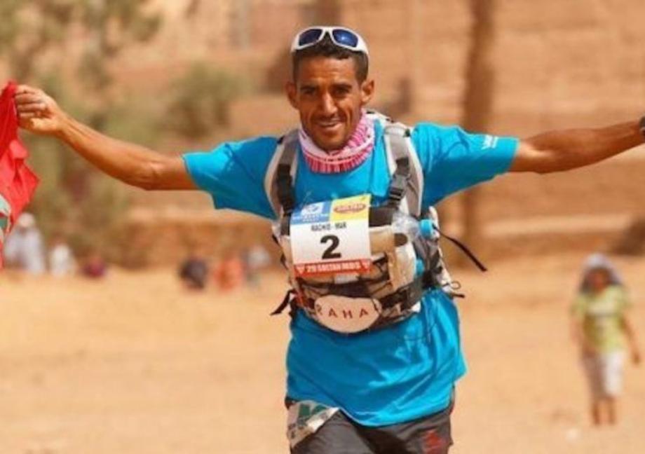 Marathon des sables: Rachid El Morabity remporte la 4ème étape et se maintient en tête du classement