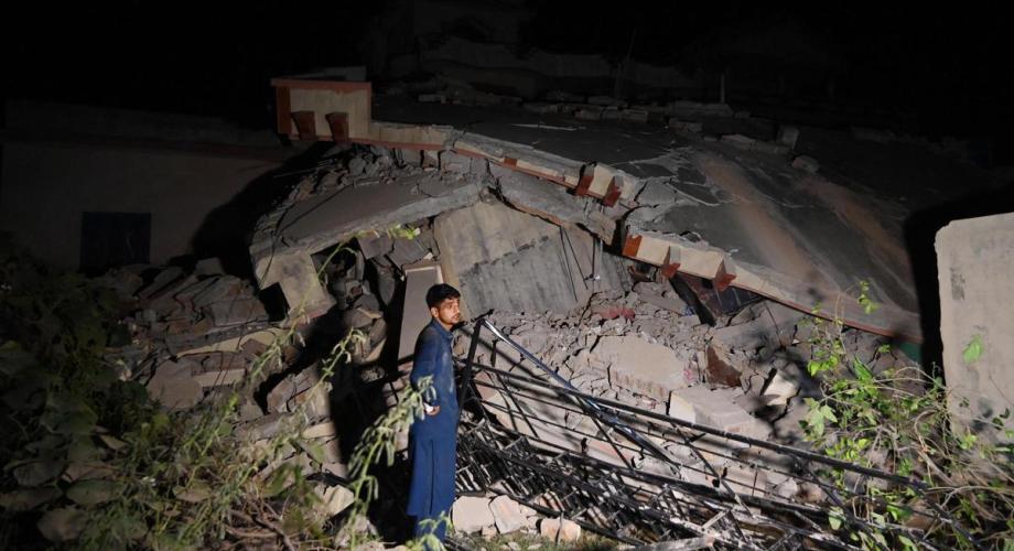 20 قتيلا في زلزال ضرب جنوب غرب باكستان