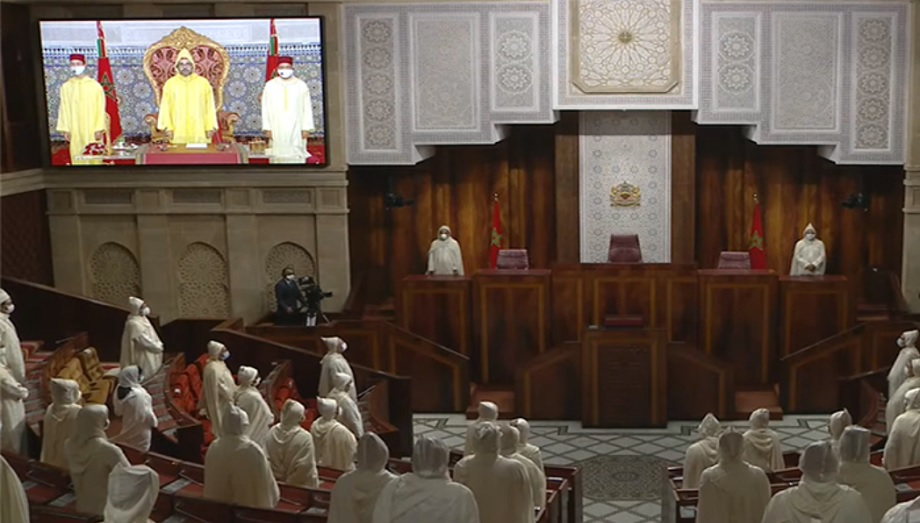 افتتاح الدورة التشريعية .. اقتصار الحضور على عدد محدود من البرلمانيين