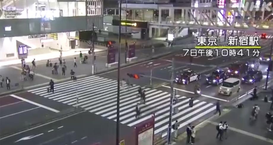 فيديو .. زلزال بقوة 6,1 درجات يهز طوكيو