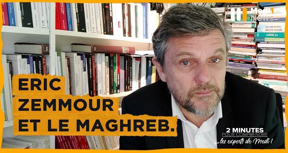 Eric Zemmour et le Maghreb