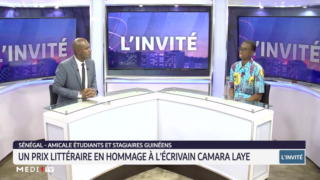 Sénégal: un prix littéraire en hommage à l'écrivain Camara Laye