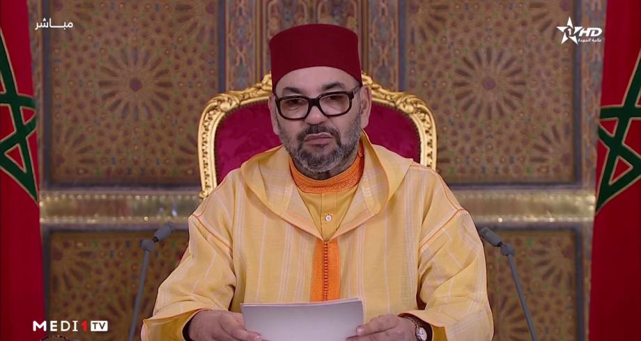 الملك محمد السادس : الحكومة الجديدة مسؤولة على وضع الأولويات والمشاريع لتنزيل النموذج التنموي