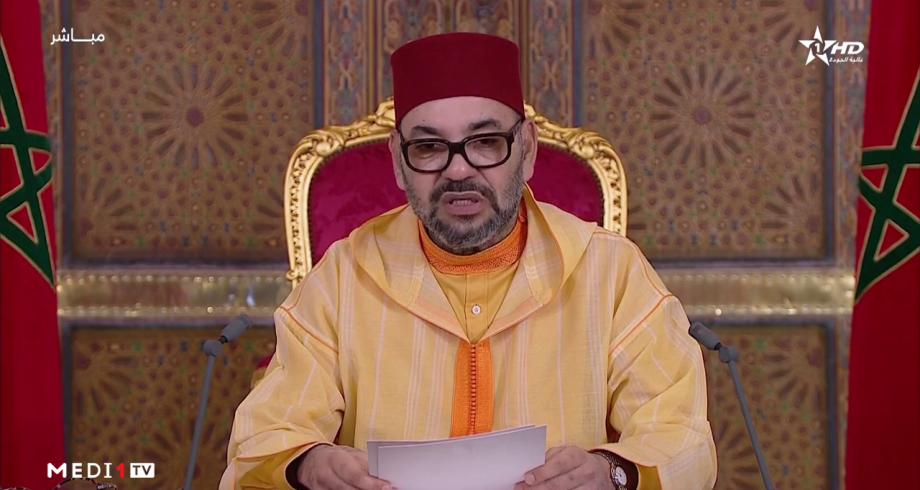 الملك محمد السادس: المرحلة الجديدة التي يدشنها المغرب تقتضي تضافر الجهود حول الأولويات الاستراتيجية