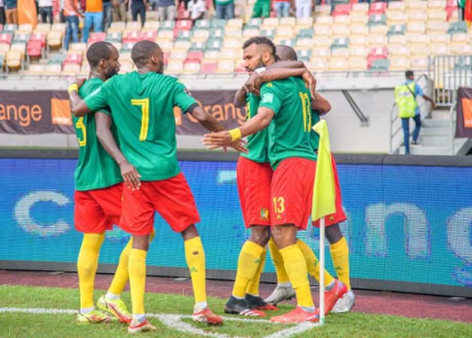 Eliminatoires du Mondial-2022: les Lions indomptables du Cameroun battent le Mozambique