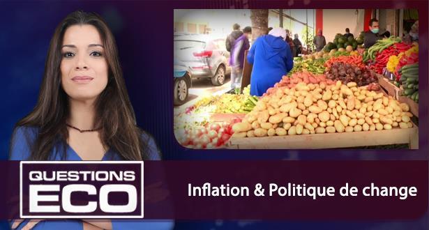 Inflation & Politique de change